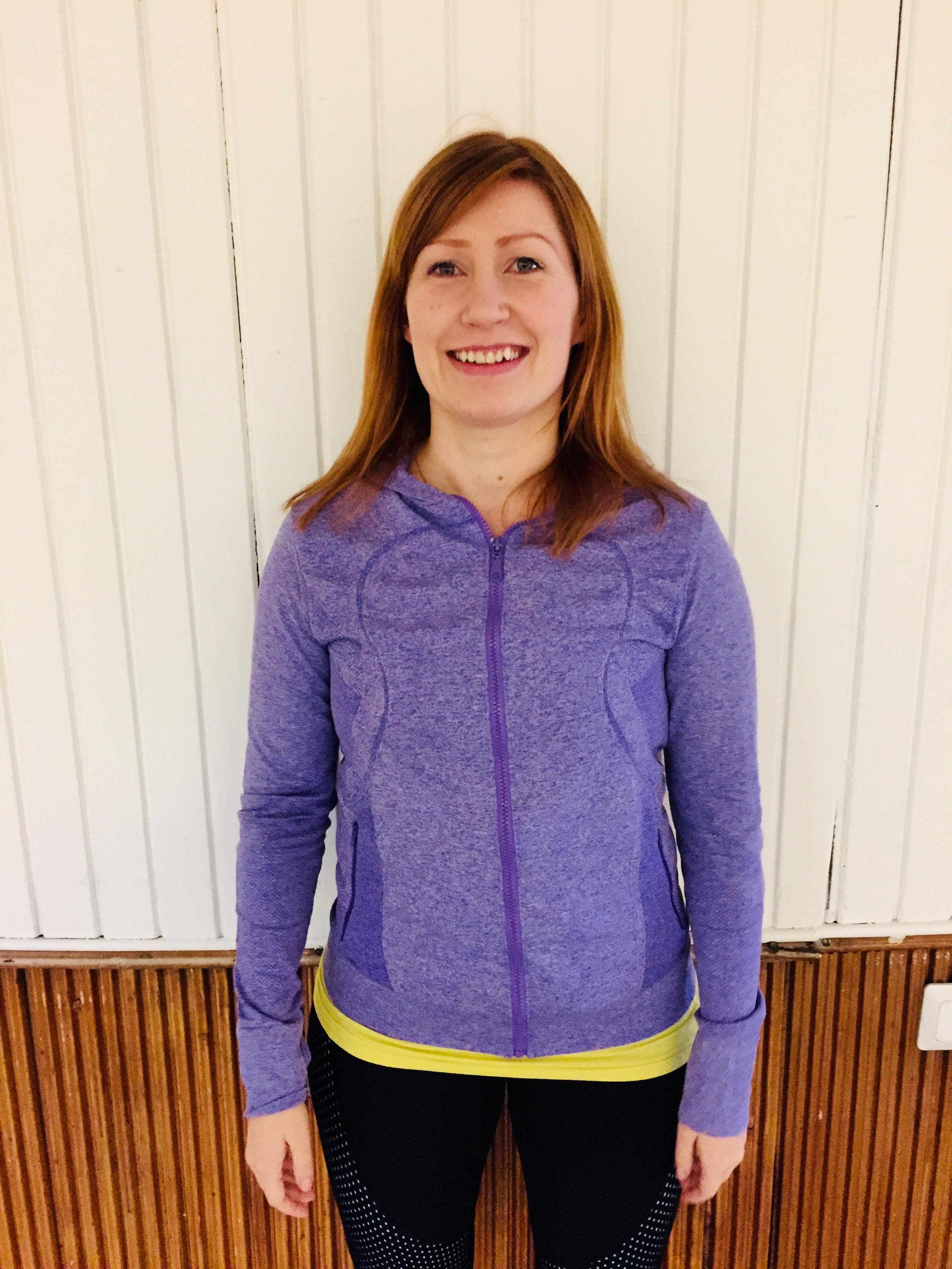 Fysioterapeutti personal trainer Jonna