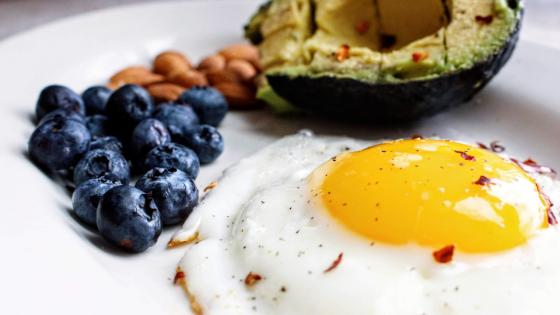 Hyvään kuntoon terveellisellä ruokavaliolla
