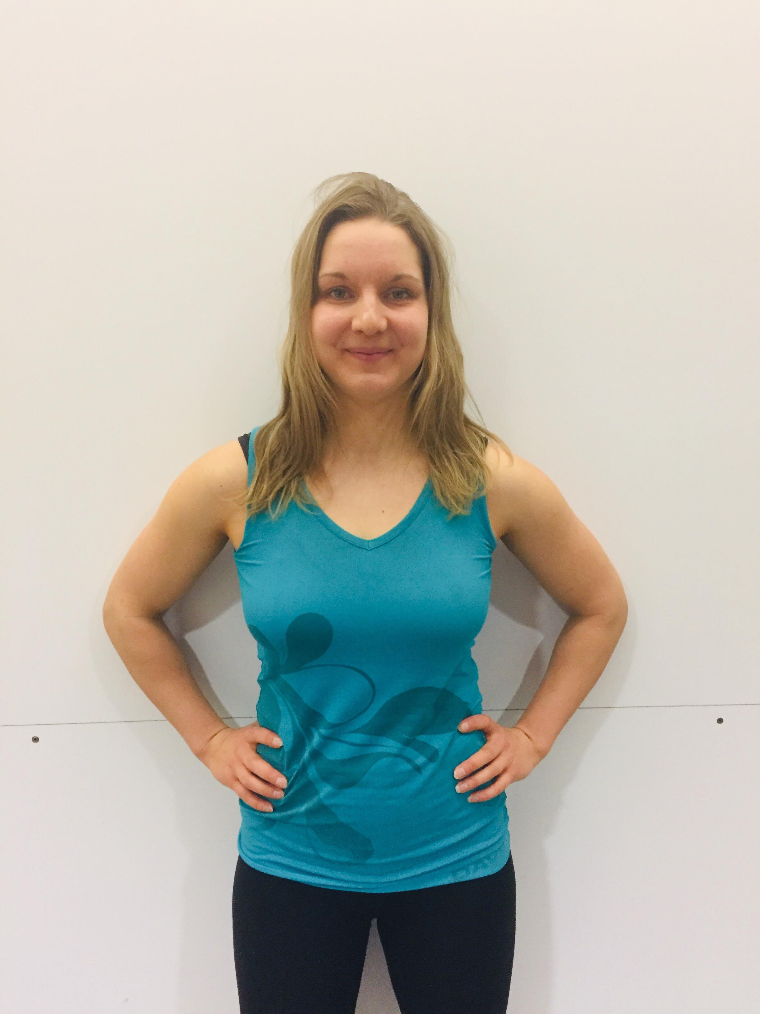 Personal Trainer Ruth Lindroos