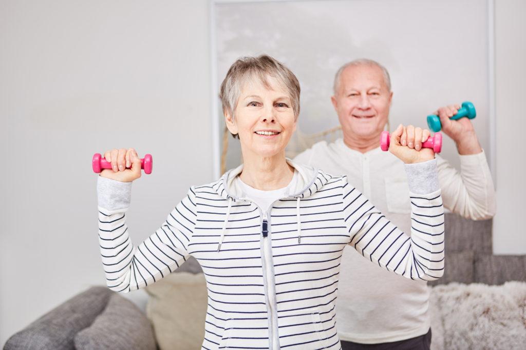 Personal trainer helsinki eläkeläiselle