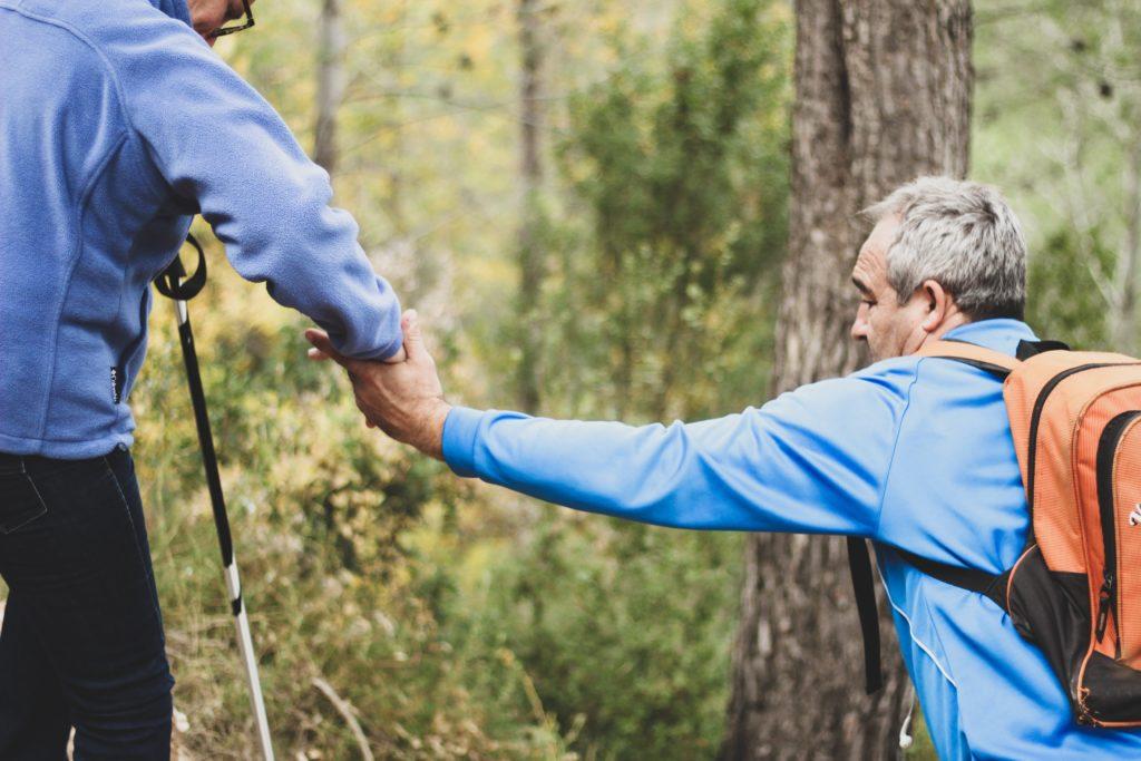 fysioterapeutti persinal trainerin avulla parempi toimintakyky